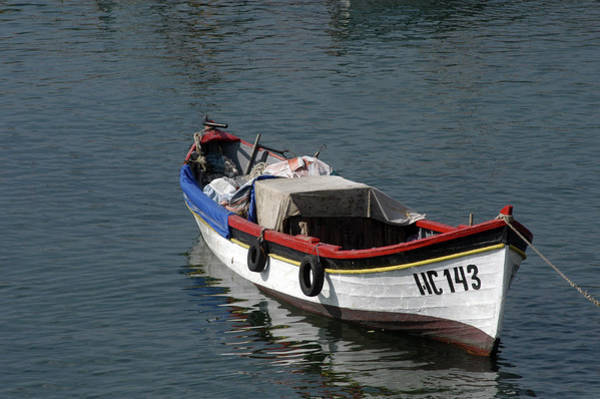 Photograph - Fishing Boat  by Cliff Norton