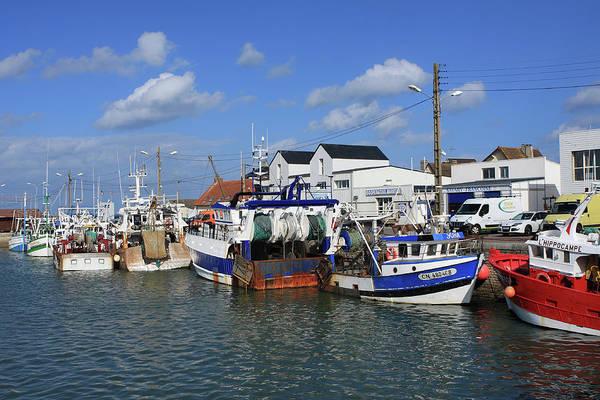 Photograph - Fishing Boat Harbour by Aidan Moran