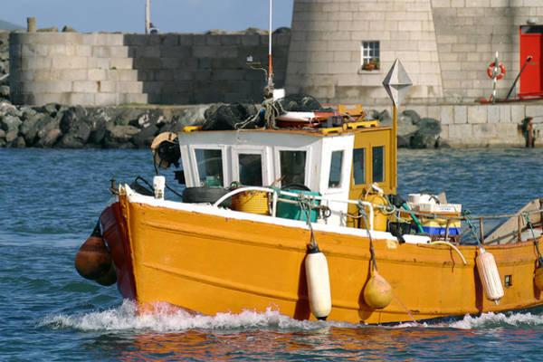 Wall Art - Photograph - Fishing Boat by Joe Burns