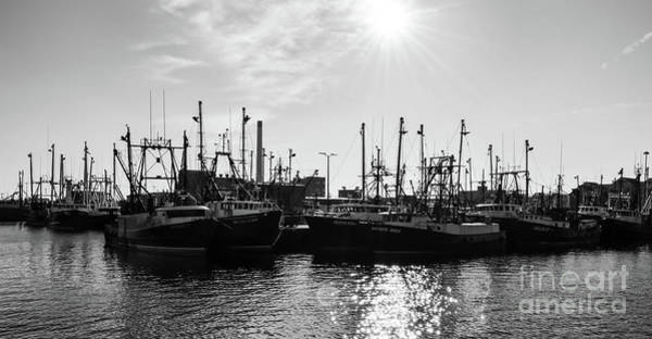 Photograph - Fishing Boats by Andrea Anderegg