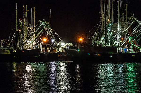 Photograph - Fishing Boats At Rest by Louis Dallara