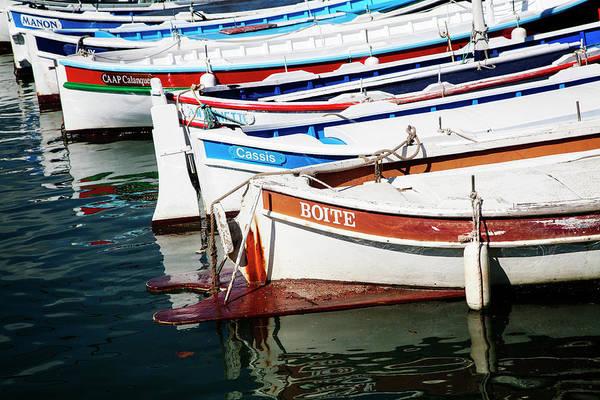 Photograph - Fishing Boats by Scott Kemper