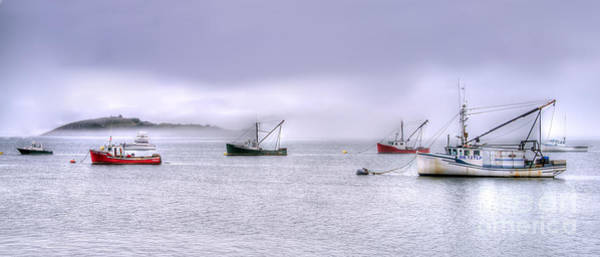 Wall Art - Photograph - Fishing Fleet by Rick Mann