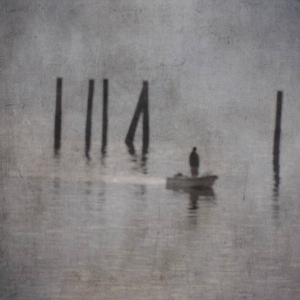 Photograph - Fishing For Solitude by Sally Banfill