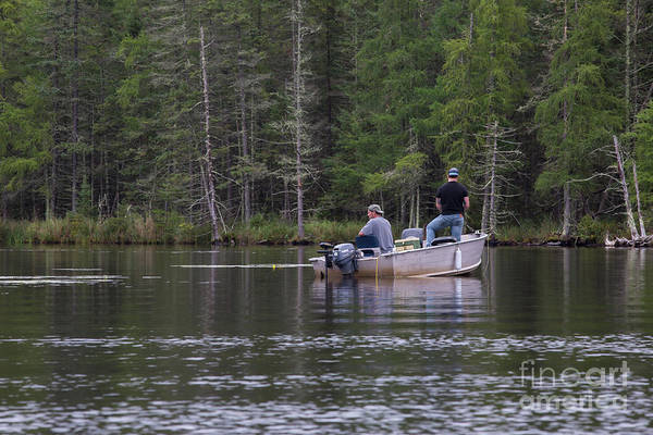 Photograph - Fishing Little Bass by Kevin McCarthy