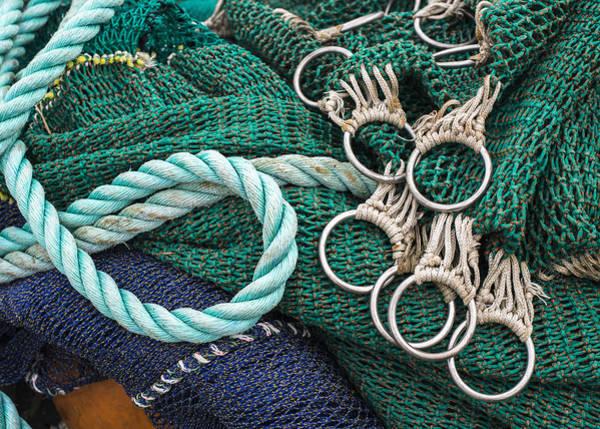 Photograph - Fishing Nets by Robert Potts