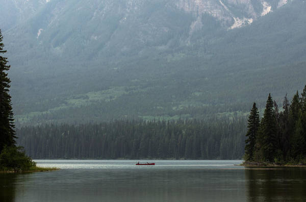 Wall Art - Photograph - Fishing On Pyramid Lake by Cale Best