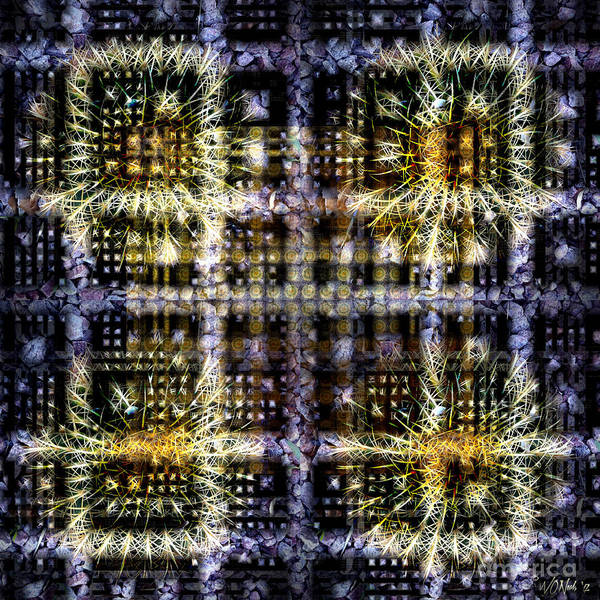 Digital Art - The Ghosts In The Machine 3 by Walter Neal