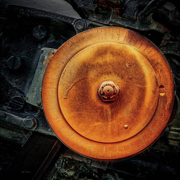 Photograph - Five Inch Bore by Bob Orsillo