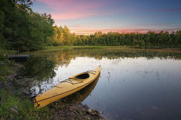 Photograph - Five Kezar Ponds Waterford by Darylann Leonard Photography