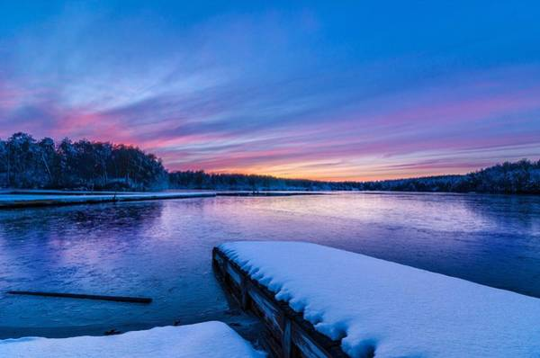 Cachalot Wall Art - Photograph - Five Mile In Winter by Dennis Wilkinson
