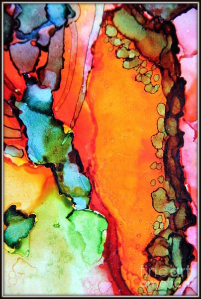 Painting - Five Senses.. by Jolanta Anna Karolska