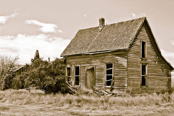Photograph - Fixer-upper  by Albert Seger