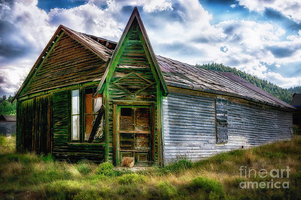 Photograph - Fixer Upper by Bitter Buffalo Photography