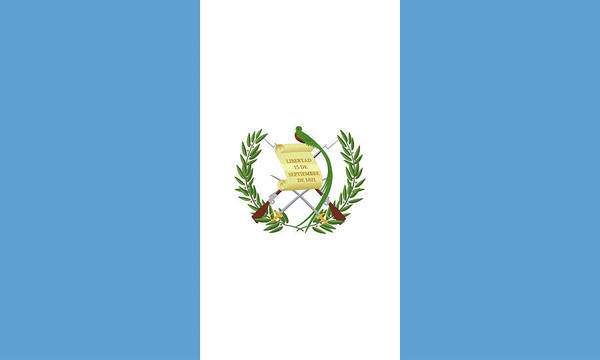 Flag Of Guatemala Digital Art - Flag Of Guatemala by Roy Pedersen
