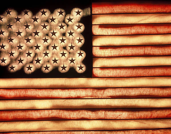 Wall Art - Photograph - Flag Of Our Fathers by Gerard Fritz