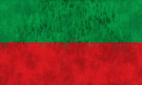 Wall Art - Digital Art - Flag Of The Sac And Fox Nation by World Art Prints And Designs