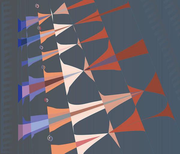Digital Art - Flag Operation by Kevin McLaughlin