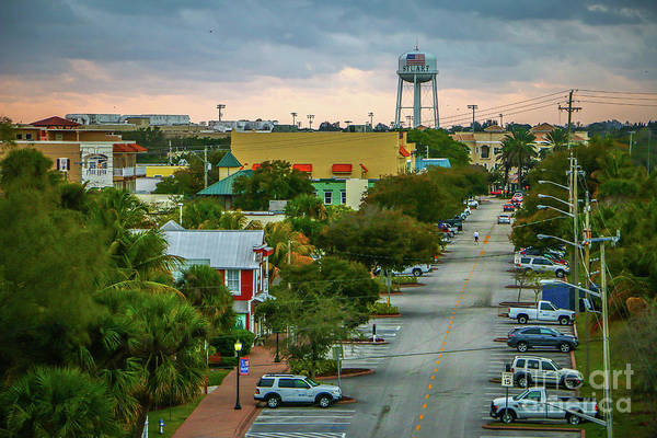 Photograph - Flagler Ave View by Tom Claud