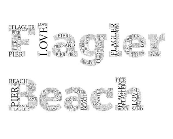 Digital Art - Flagler Beach by Alice Gipson