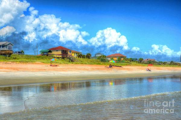 Flagler Beach Photograph - Flagler Beach Morning by Debbi Granruth