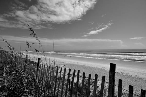 Flagler Beach Photograph - Flagler Beach View by Andrew Armstrong  -  Mad Lab Images