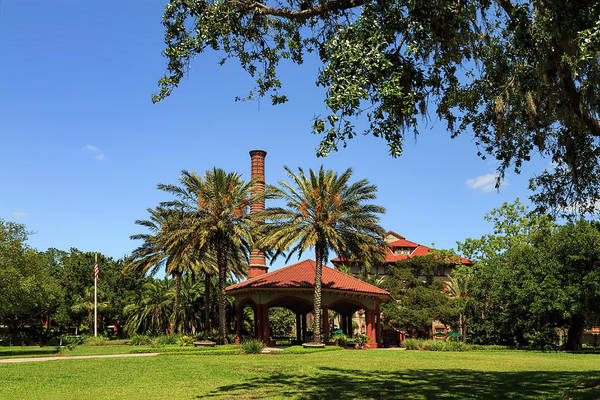 Photograph - Flagler College, St Augustine by Kay Brewer
