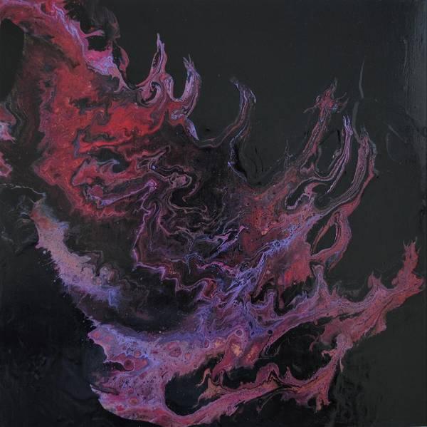 Painting - Flame  by Sandy Dusek