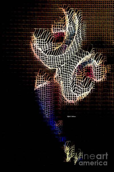 Digital Art - Flamenco Dancer by Rafael Salazar