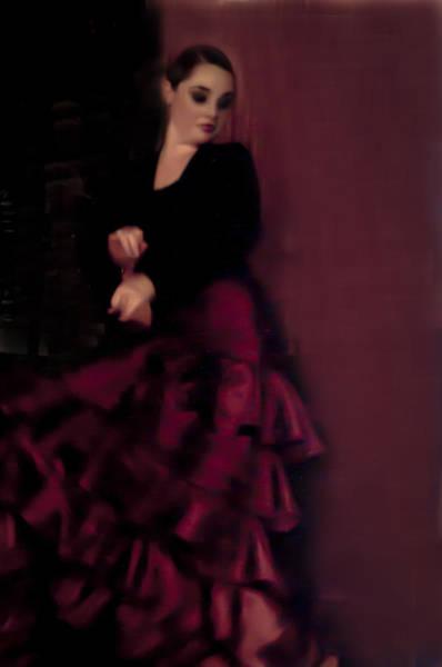 Photograph - Flamenco Series 24 by Catherine Sobredo