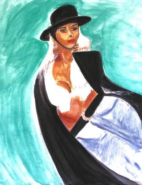 Flamenco Art Print