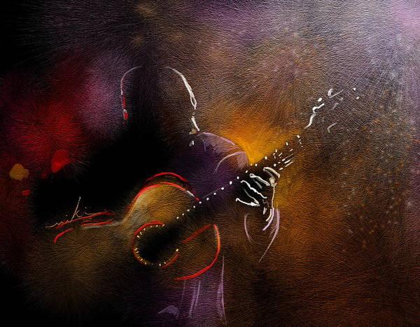 Painting - Flamencoscape 14 by Miki De Goodaboom