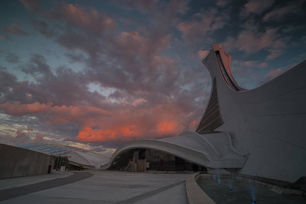 Photograph - Flamme Olympique / Olympic Flame by Pierre D'Amours