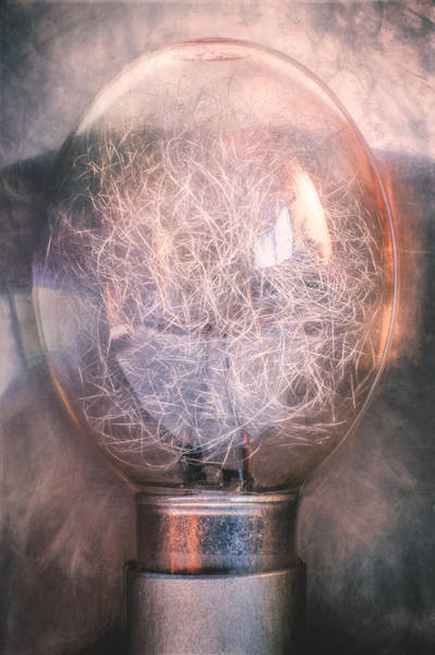 Wall Art - Photograph - Flash Bulb by Scott Norris