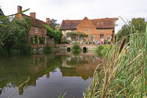 Photograph - Flatford Mill by Tony Murtagh