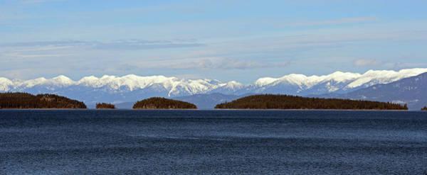 Montana Photograph - Flathead Lake by Whispering Peaks Photography