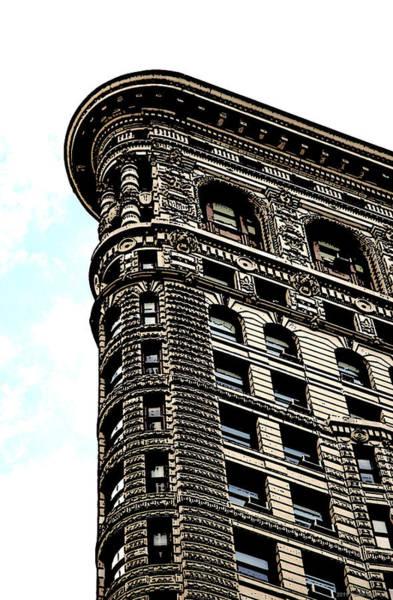 Photograph - Flatiron Building 1.2 - Nyc by Frank Mari