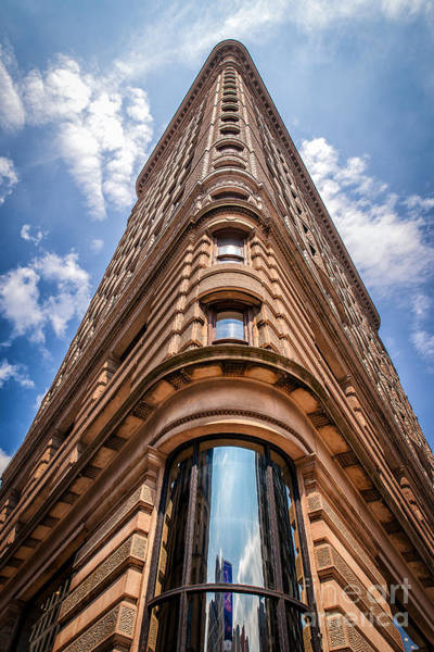 Photograph - Flatiron Building Nyc Color by Alissa Beth Photography