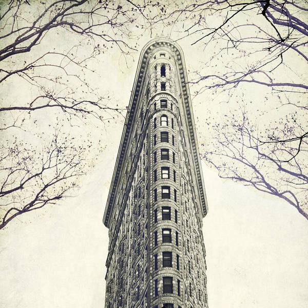 Wall Art - Photograph - Flatiron Classic by Jessica Jenney