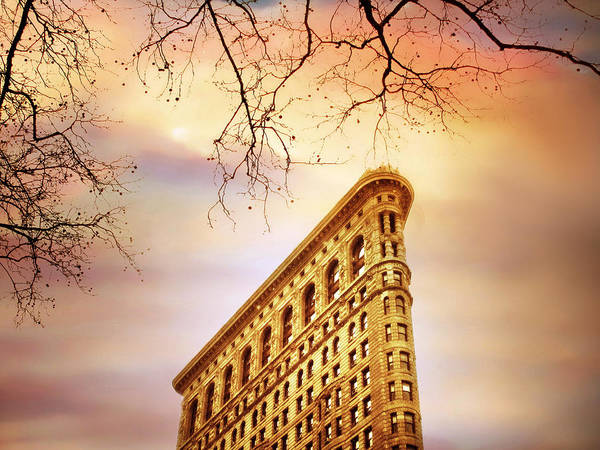 Photograph - Flatiron Framing by Jessica Jenney