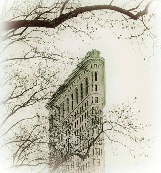 Photograph - Flatiron Nostalgia by Jessica Jenney