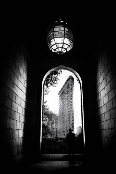 Photograph - Flatiron Point Of View by Jessica Jenney