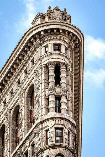 Photograph - Flatiron Top by Framing Places