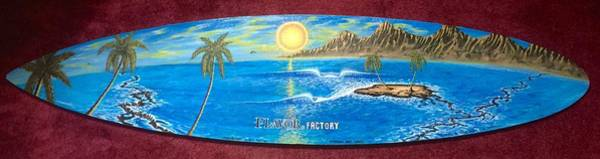 Painting - Flavor Factory Dream  by Paul Carter