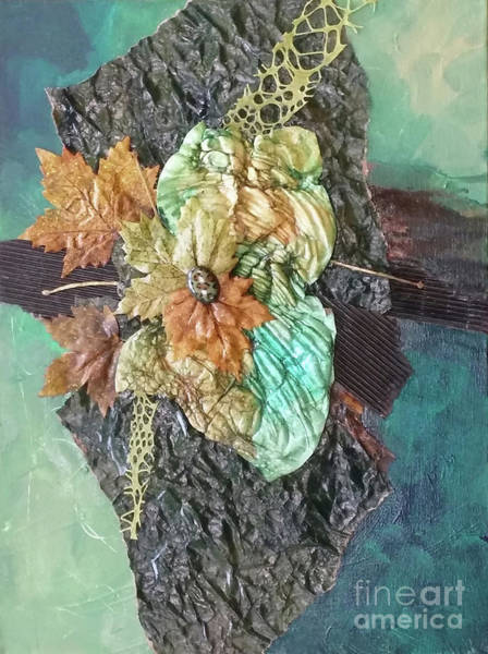 Drawing - Flavors Of Fall by Phyllis Howard