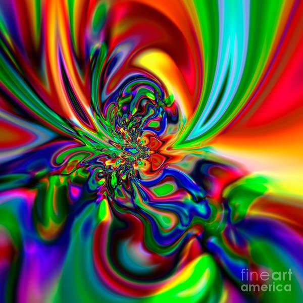 Digital Art - Flexibility 49ba by Rolf Bertram
