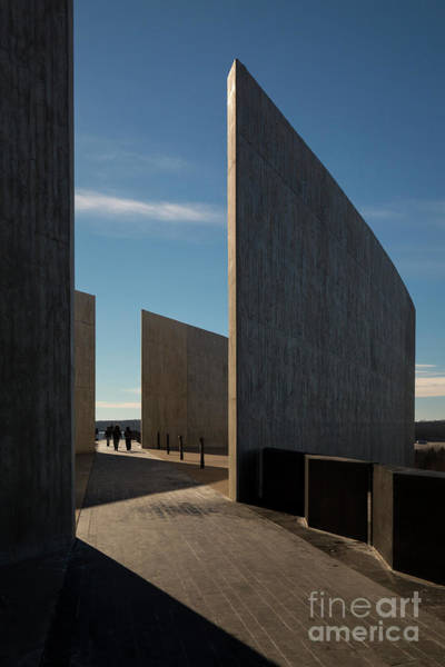 Photograph - Flight 93 National Memorial by Jim West