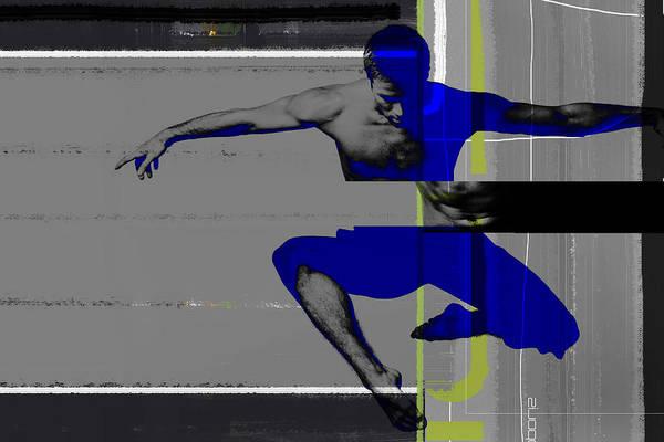 Olympics Photograph - Flight by Naxart Studio