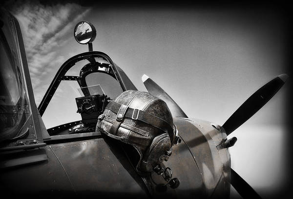 Wall Art - Photograph - Flight Ready Spitfire by Daniel Hagerman