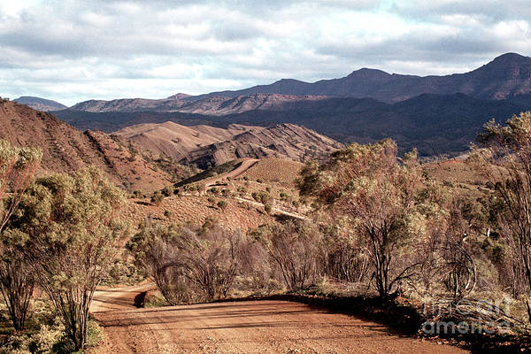Photograph - Flinders Ranges 01 by Rick Piper Photography